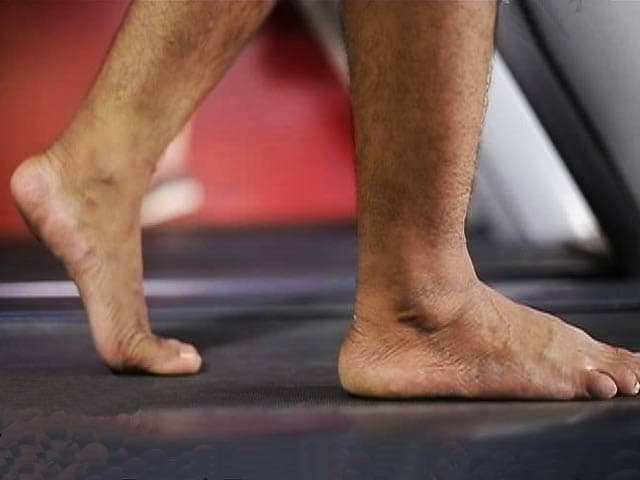 Video : The Barebones of Barefoot Running