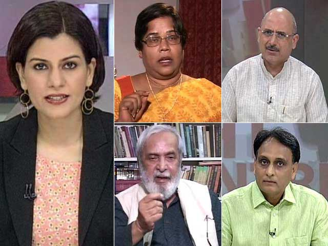 Video : Watch: Is the Push for Hindi Justified?