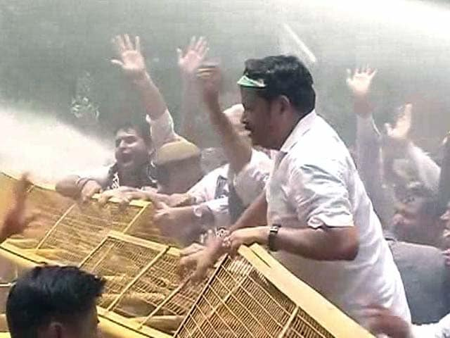 Video : Rail Fare Hike: Protests All Over, Parties Demand Rollback