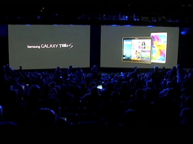 Video : Cell Guru Tablet Preview: Samsung Galaxy Tab S 8.4, Galaxy Tab S 10.5