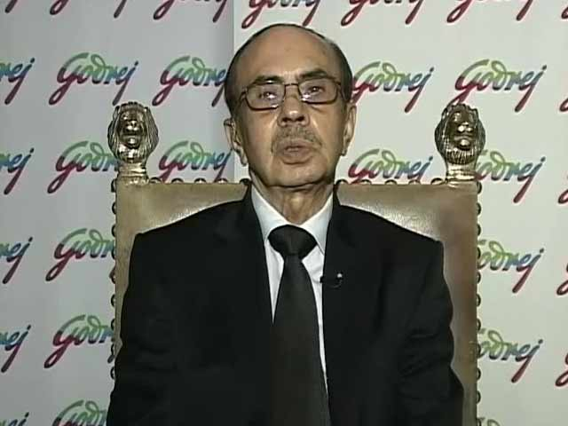 Video : Budget Should Give More Incentive for Real Estate: Adi Godrej