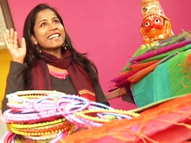 Video : Real Women, Incredible Lives: 'Crafting' the Path to Success