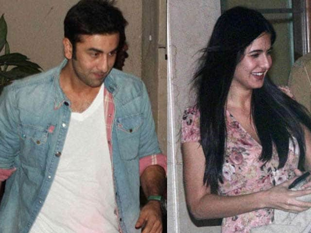 Video : Ranbir, Katrina Living In Together?