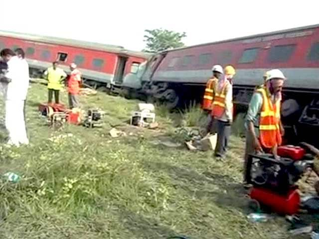 Video : In Bihar Train Accident That Killed 4, Basic Precaution Ignored