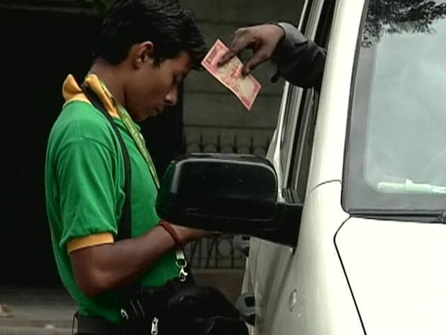 Video : कनॉट प्लेस : पार्किंग रेट बढ़े, गाड़ियां घटीं