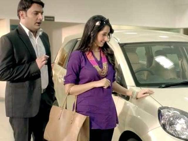 Kapil Sharma to Promote Luxury Car Brand