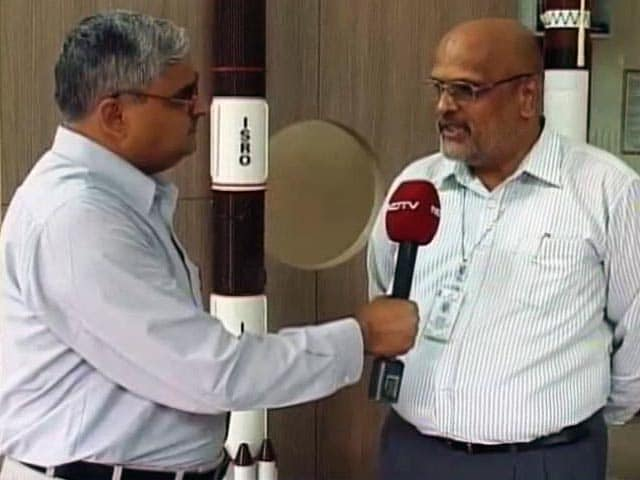 Video : Devas Case has not Affected ISRO's Commercial Activity: Antrix Chief to NDTV