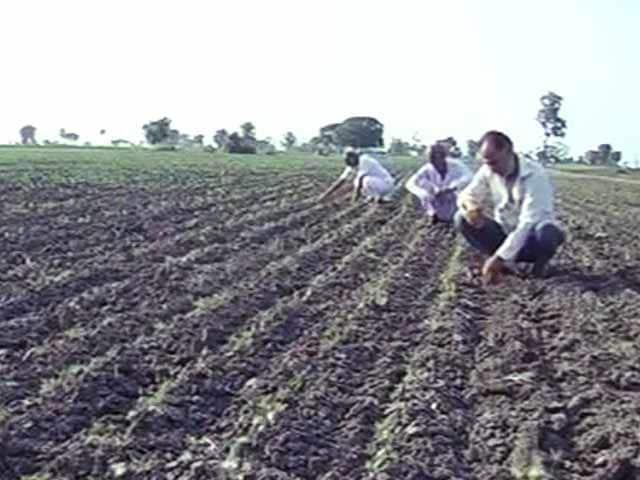 Videos : किसानों पर मॉनसून का सितम