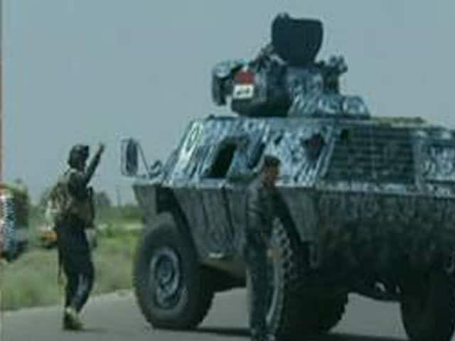 Video : Security Forces, Rebels Fight for Iraq's Tikrit