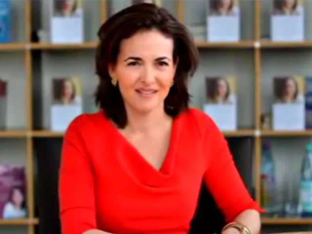 Video : Sheryl Sandberg, COO of Facebook, Talks Exclusively to NDTV