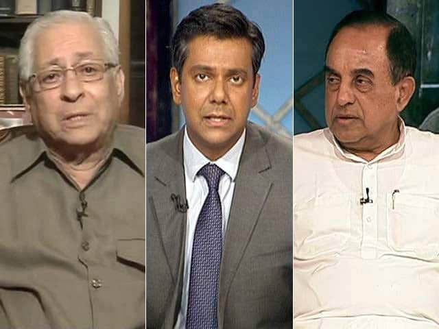 Video : Watch: Supreme Court Judges Appointment Row - Chief Justice vs Modi Government?