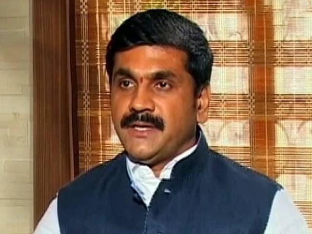 Video : NDTV Exclusive: Maharashtra Housing Minister Sachin Ahir
