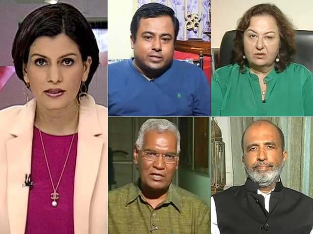 Video : Watch: Price Rise Pinches - Where Are 'Achche Din?'
