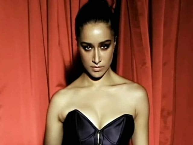 Video : Shraddha Kapoor Explores her Dark Side