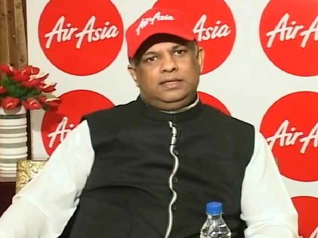 Video : AirAsia Wants Lower Tax on Aviation Fuel