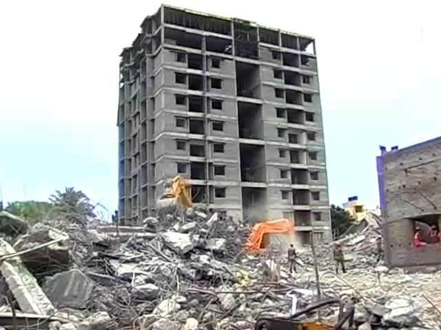 Video : Flaws Led to Chennai Building Collapse, Say Experts