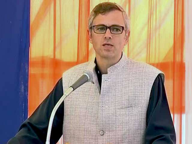 Video : Omar Abdullah Recounts Vajpayee's 'Invaluable' Contribution