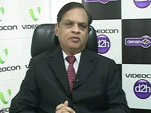 Video : Videocon D2H IPO in 2-3 months: Venugopal Dhoot