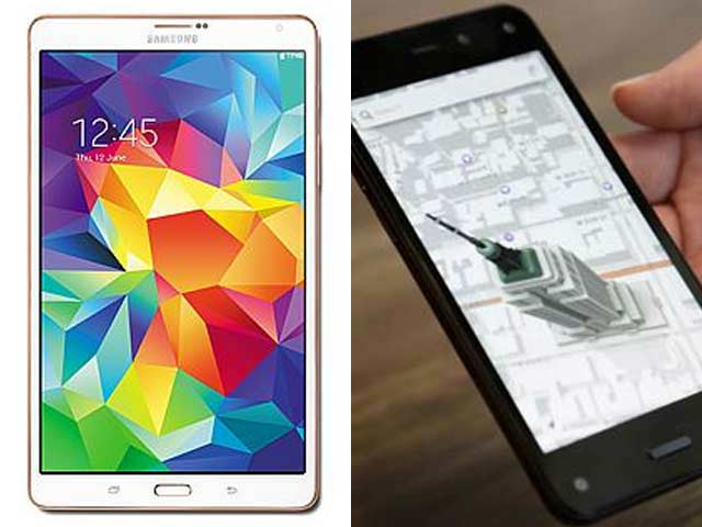 Video : Cell Guru This Week: Samsung Galaxy Tab S, Amazon Fire Phone, FIFA Apps and more