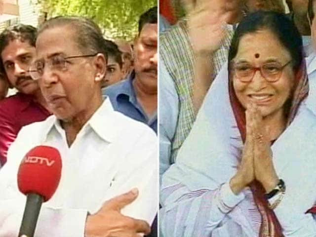 Video : Former President Pratibha Patil's Brother is Accused in Murder Case