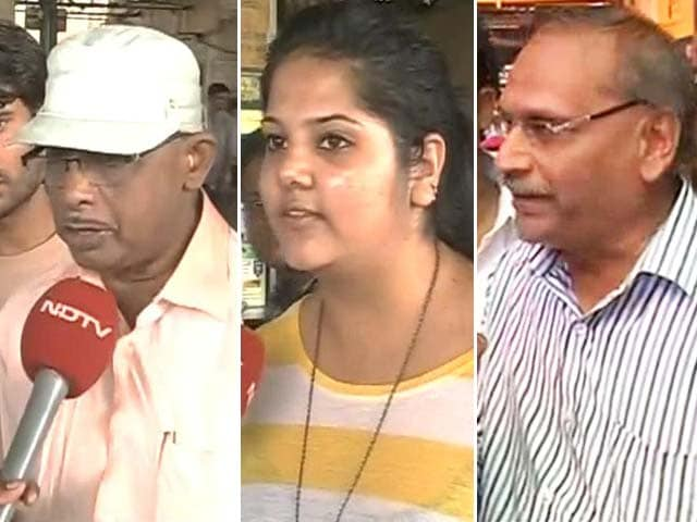 Video : Passengers React to Modi Govt's First Rail Budget