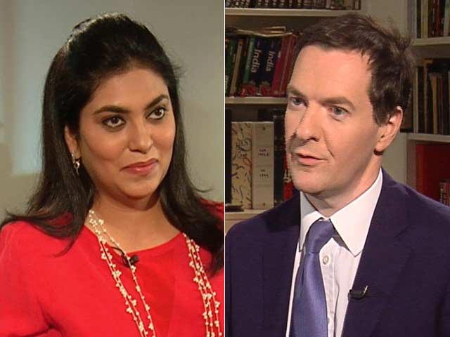 Video : UK Ministers in India to 'Strike a Chord' with Modi's Government