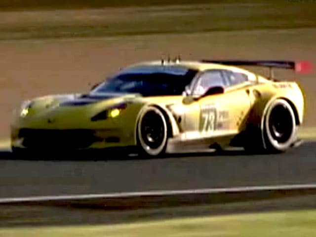 Video : Corvette Gears Up for Le Mans & NASCAR'S Europe Drive