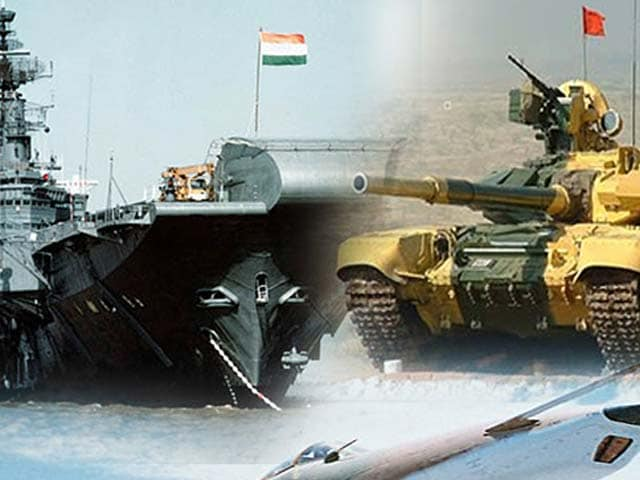 Video : Budget 2014: Modinomics Gives Big Boost to Defence Services