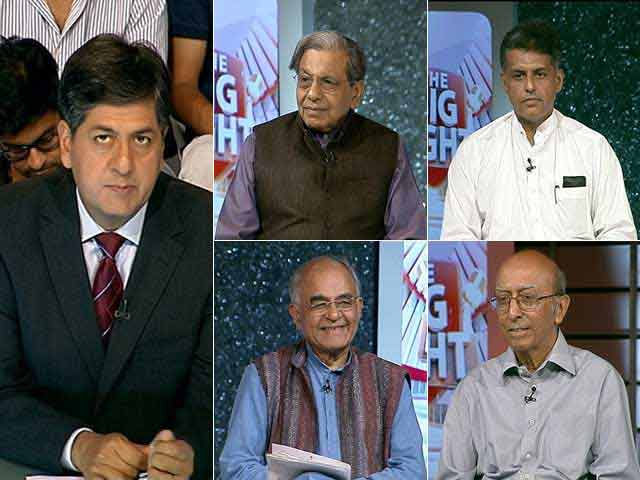 Video : Watch: Rebooting India's Economy - The Road Ahead