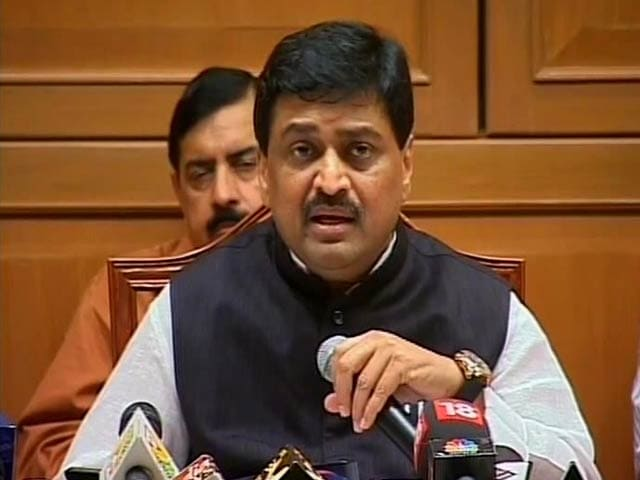 Video : Ashok Chavan Guilty of Fudging Poll Expenses in 2009 Election: Election Commission