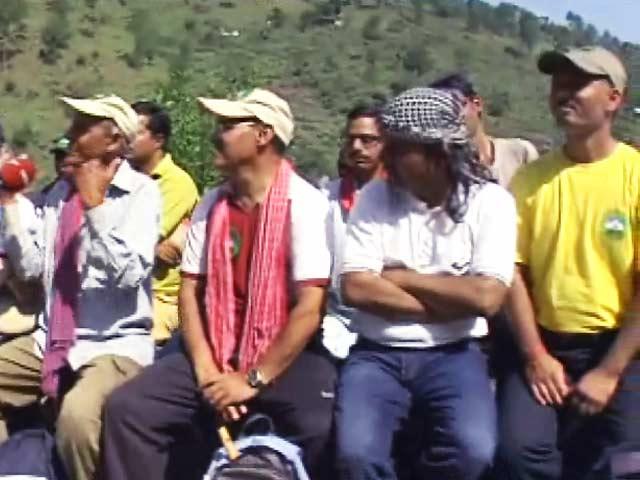 Video : उत्तराखंड का दर्द जानने की कोशिश