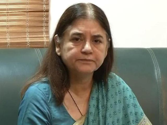 Video : Treat Juveniles Accused of Rape on Par with Adults: Maneka Gandhi