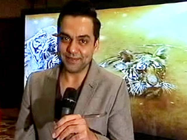 Video : Abhay Deol Joins the Save Our Tigers Campaign