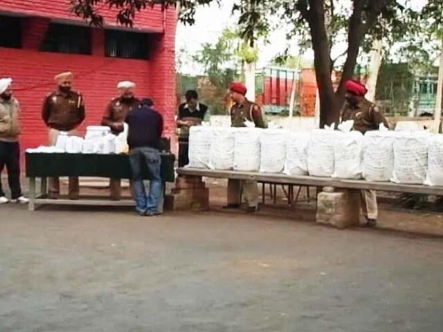 Video : Punjab Police's Internal War on Drugs