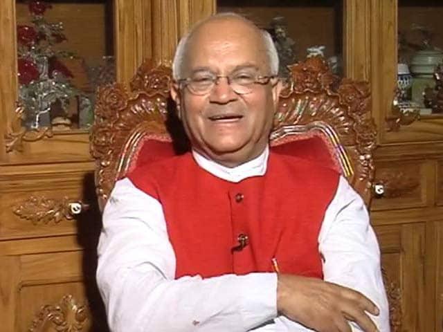 Video : Ved Pratap Vaidik's Meet With Hafiz Saeed Fuels Showdown in Parliament