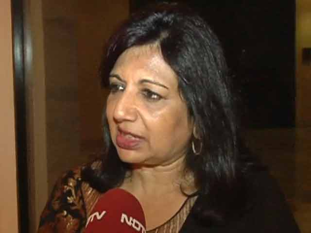 Video : Drug Pricing Controls Detrimental: Kiran Mazumdar-Shaw