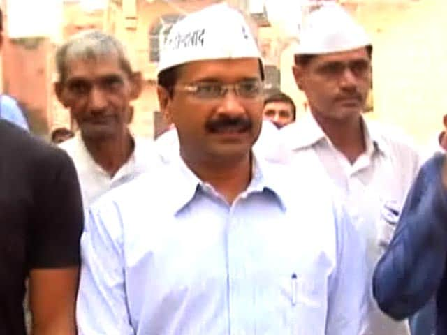Video : दिल्ली में सरकार गठन की कोशिश में बीजेपी, केजरीवाल ने एलजी पर उठाए सवाल