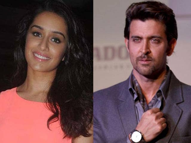 Video : Shraddha Kapoor's Clash With Hrithik Roshan