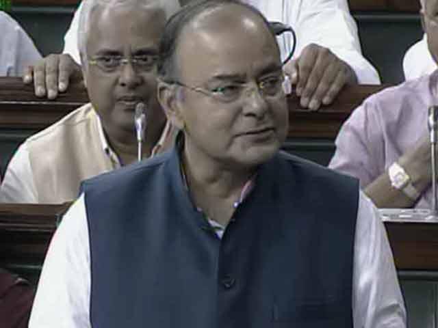 Video : Subsidy Burden is Very High: Arun Jaitley