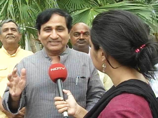 Video : Congress Claims its MLAs Will Not Desert Party