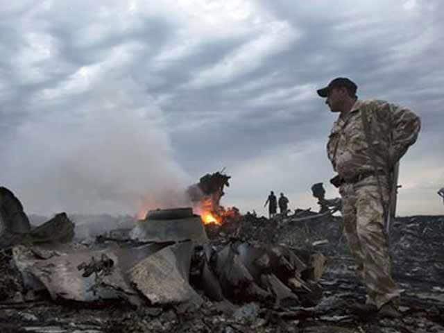 Videos : खबरों की खबर : मलेशियाई विमान हमले का जिम्मेदार कौन?