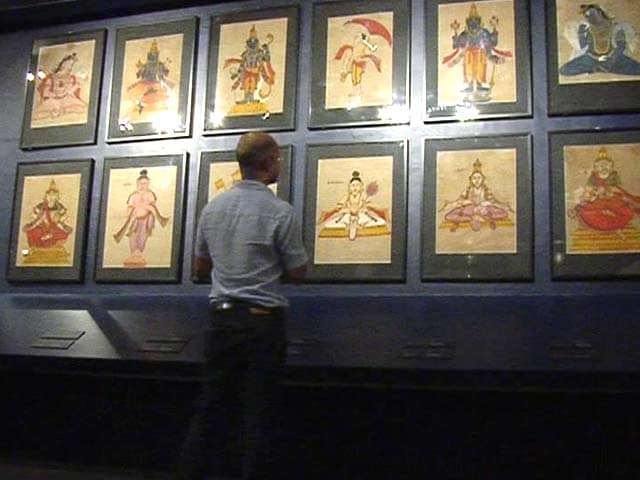 Video : Art Matters: The Passionate Eye