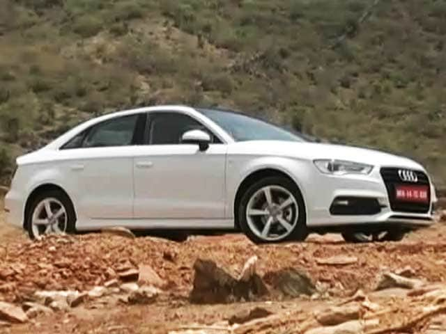 Video : 2014 A3 Sedan: Audi's Latest Salvo