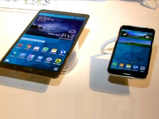 Video : Newbies in Town - Samsung Galaxy Tab S Tablets Reviewed