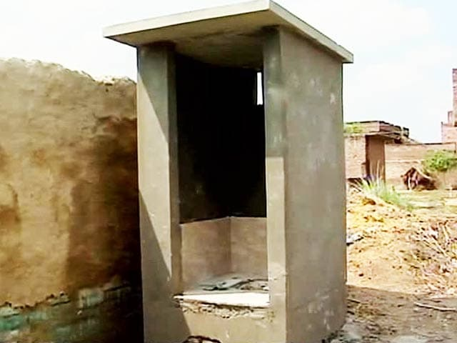 Video : Badaun Girls' Village Has Toilets That Women Can't Use