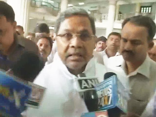 Video : Karnataka Chief Minister's Shocking Remark On 6-Year-Old's Rape
