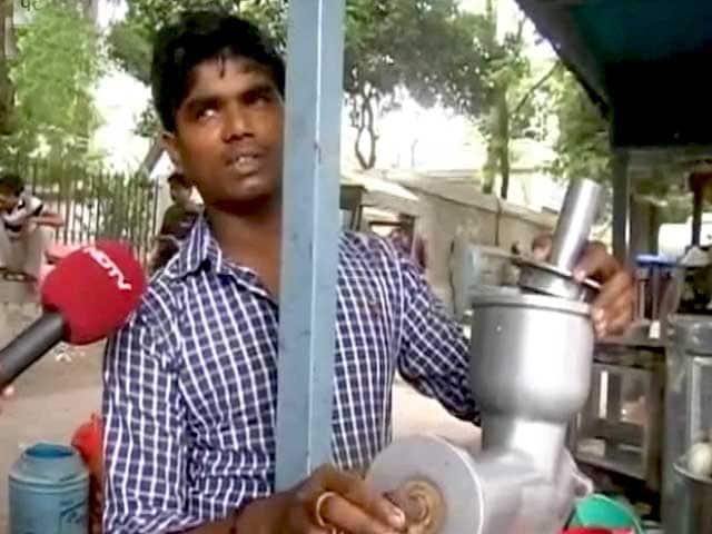 Video : दो गिलास जूस के लिए दिए 35 हजार रुपये