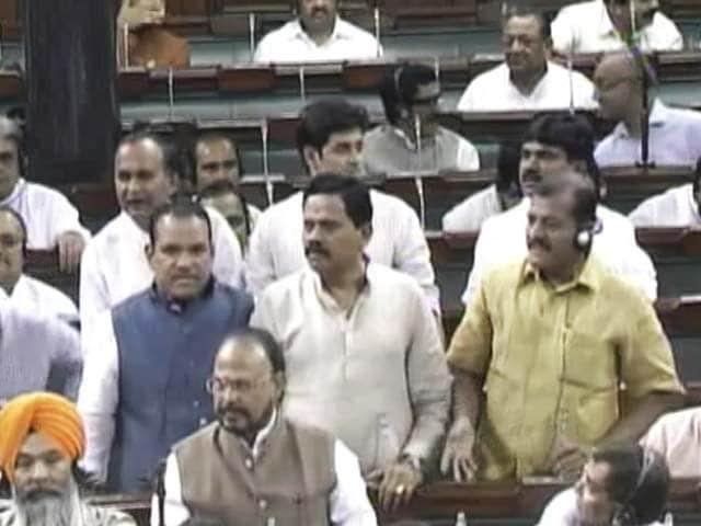 Video : इंडिया 7 बजे : विचारे के व्यवहार पर संसद में बवाल