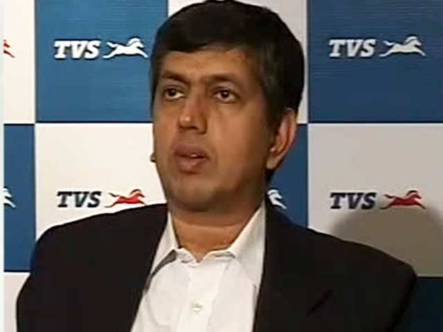 Video : New Product Launches Drove Q1 Revenue: TVS Motor