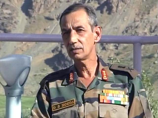 Video : 'Need to be More Vigilant About Infiltration': Northern Army Commander To NDTV